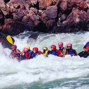 Best River Guides for Rafting at Rishikesh 🤘🏻
