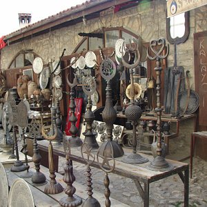 Tarihi Demirciler Çarşısı 16