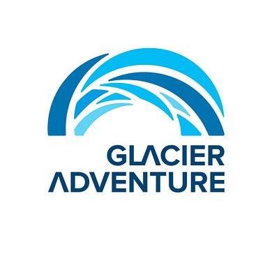 Glacier Adventure main logo