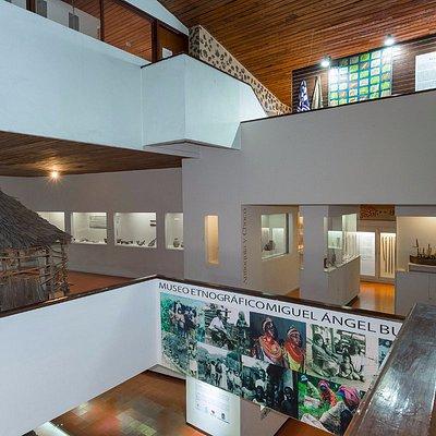 Museo Etnográfico Miguel Angel Builes
