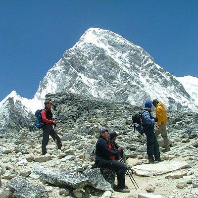 Everest Base Camp Trekking.