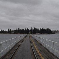 On the Causeway