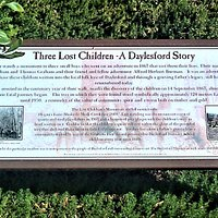 Three Lost Children - A Daylesford Story  [January 2017]