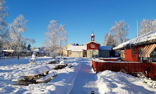 Winter at Koppang and Stor-Elvdal Hotel