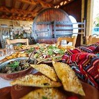 Gramvousa Restaurant, meet the traditional Cretan Cuisine