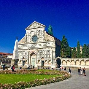 Florence Tuscany, San Maria Novella church