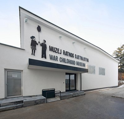 War Childhood Museum Entrance
