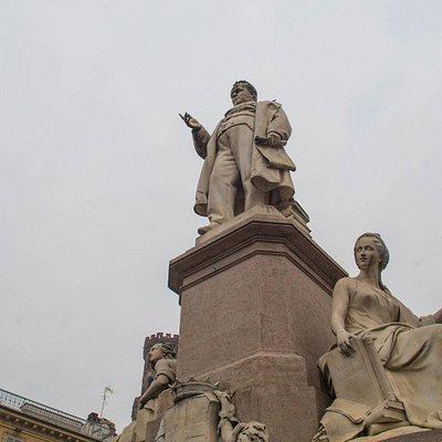 Piazza Cavour Vercelli