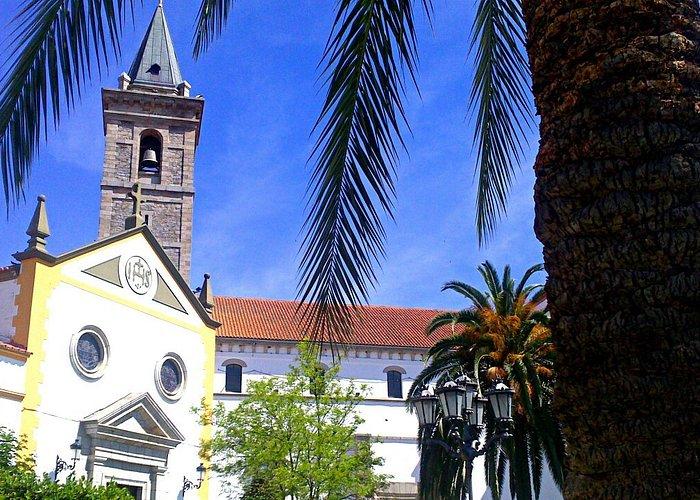 Parroquia de Santa Catalina.