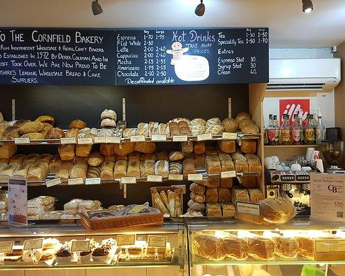 #Soulfood #Bakery #Cornfieldbakery Wheatly