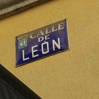 Calle de Leon
