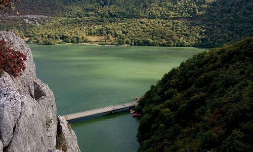 Cazanele Dunării - Danube Gorge - more than the photos can show. Just take a look at: Cazanele D