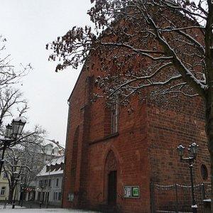 Martinskirche am Martinsplatz