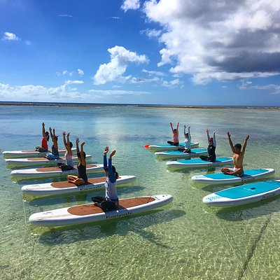 Official equipment provider for the Okinawa Yoga Festival