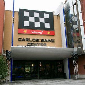 Carlos Sainz Center Madrid La Ermita 22