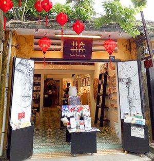 HA HA  Front store