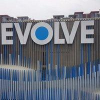 Evolve Concept Mall's exterior