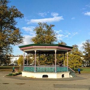 Bandstand Montpellier Gardens