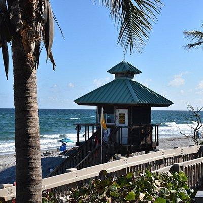 Red Reef Park Beach Walkway