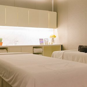 Spa room of Provence Spa by L'OCCITANE