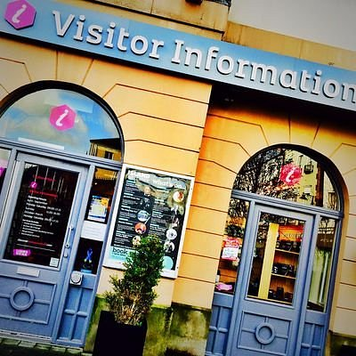 Located in Lisburn Square close to the City Centre and Bus Station.