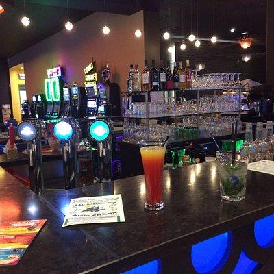 Cocktail au Casino