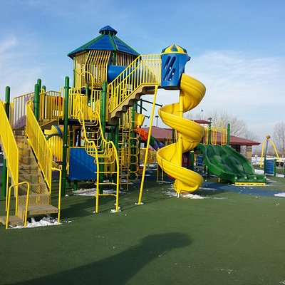The best jungle gym ever