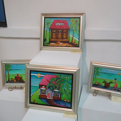 Pieces from Maureen Traceys exhibition