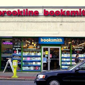 Brookline Booksmith storefront