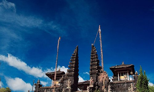 Top Temple Besakih