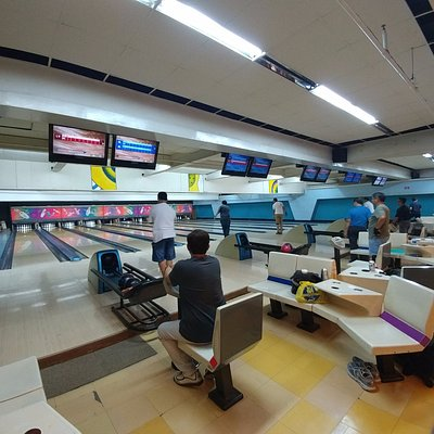 Ten Pin bowling (shoe rental and balls available)