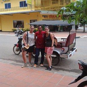 Friends of Mr. Fie Tuk Tuk Tours