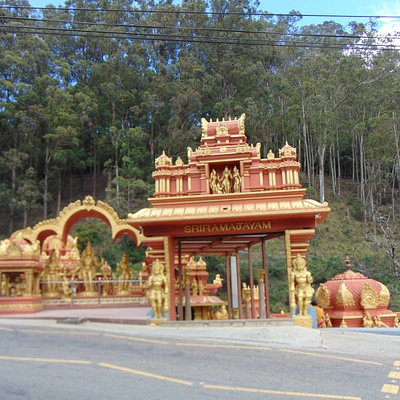 The Kovil at the roadside