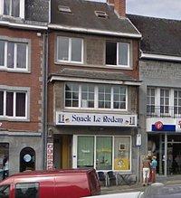"""La facade du Snack """"Le Rodem"""""""