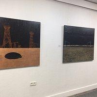 Эти работы представлены художником Василием Богачевым .