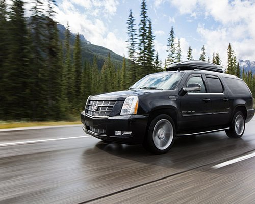 Luxury SUV for up to 5 passengers
