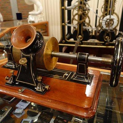 Tinfoil Phonograph