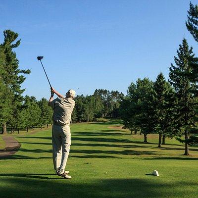 Eagle River Golf Course