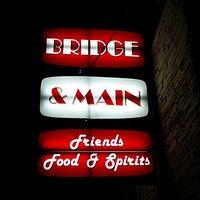 Bridge & Main Friends, Food, & Spirits