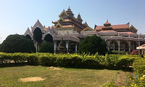 Bagan Archeological Museum