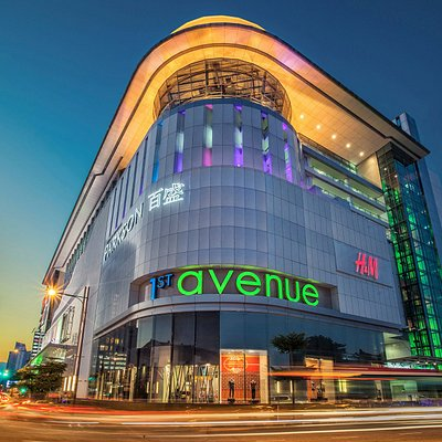 1st Avenue Mall Penang