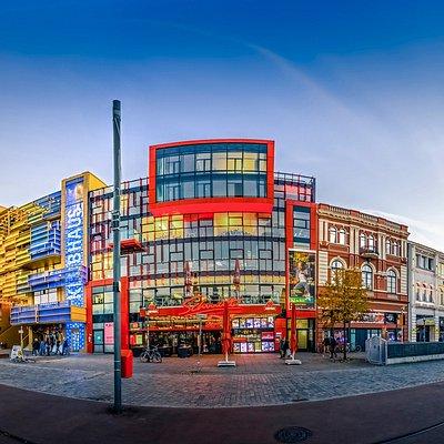 Schmidtchen Theater. Reeperbahn. | Schmidt Theater | Schmidts Tivoli  [Foto: Ingo Boelter]