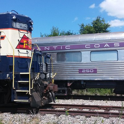 Ride the history at the Florida Railroad Museum
