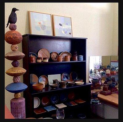 Pine Row Studio Functional and Sculptural Ceramics