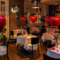 Valentines night at The Old Glasshouse