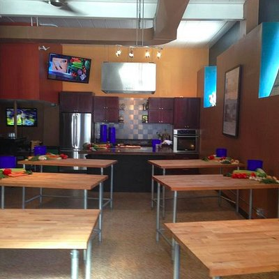 Live Cooking & Event Space