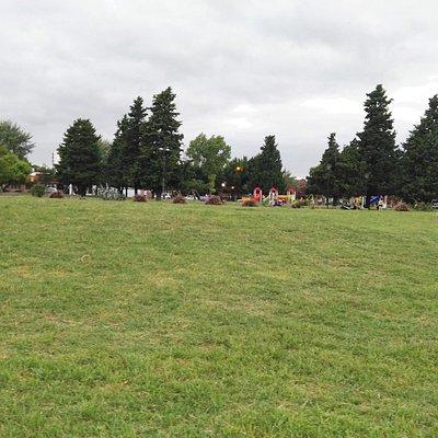 Parque Alberto, La Plata.