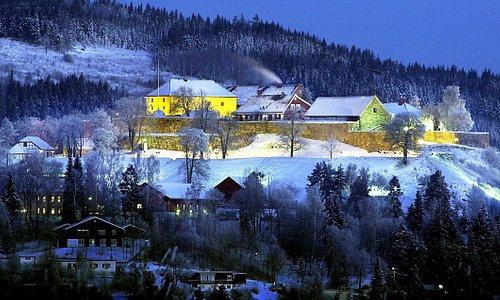 Festningen Hotel & Resort ligger kun 1 time fra Oslo i fantastiske omgivelser.