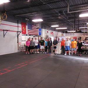 Greater Cleveland's original CrossFit Affiliate with over 7,000 square feet of  fun.