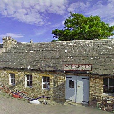 W Hourston Blacksmith's Museum, St. Margaret's Hope, South Ronaldsay
